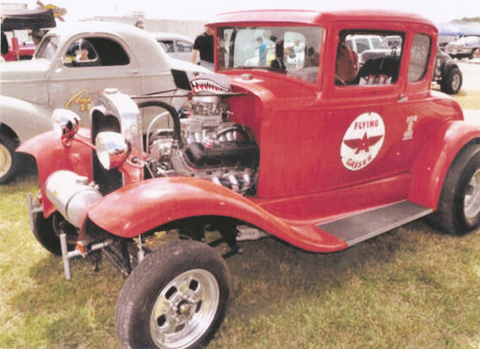 1930 Ford Model A GASSER / STREET ROD/ HOT ROD - Classic Ford ...