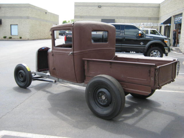Knoxville Used Cars >> 1930 Ford Model A Pickup Hot Rod Project New Brookville ...