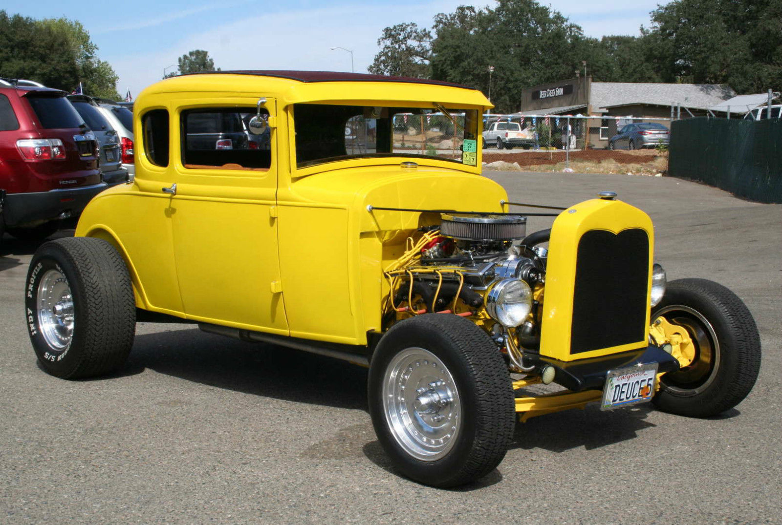 1930 Ford Model A Roadster Hot Rod ** 5 Window Coupe ** - Classic ...