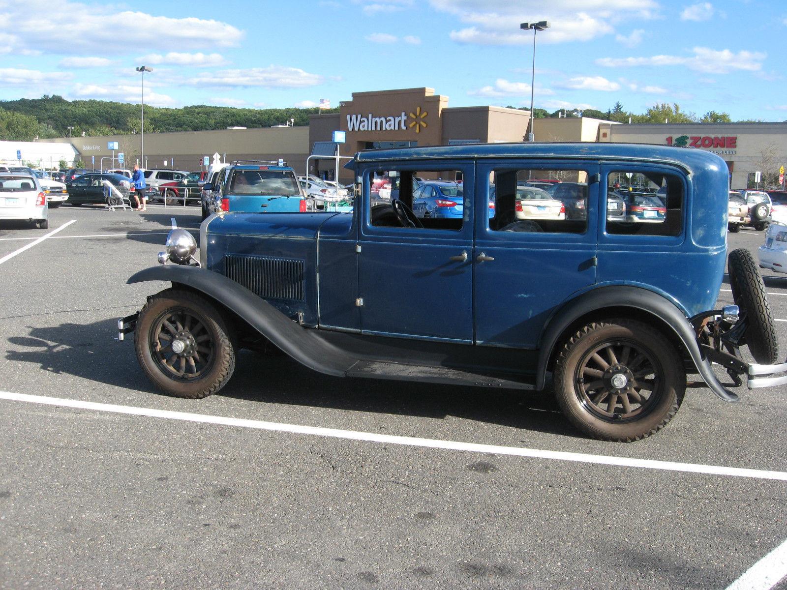 1930 Hupmobile Model U - Information and photos - MOMENTcar