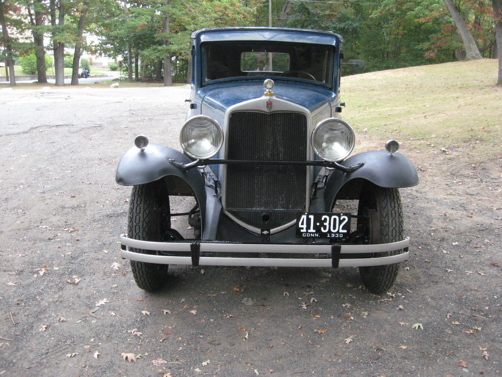 Stellar Antique Auto Restorations 1930 Hupmobile Model C Sedan