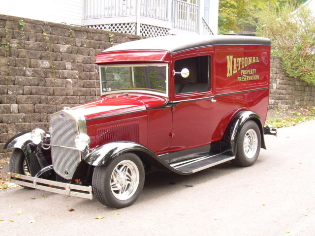 1930 Model A Quot Panel Delivery Quot Rare Classic Ford Model A