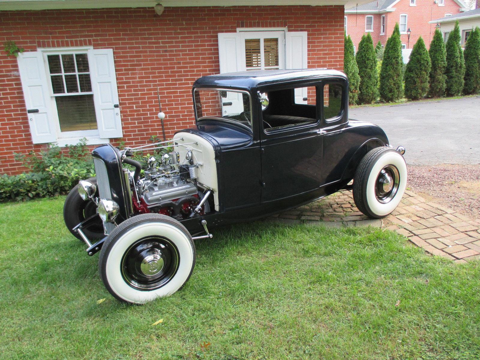 1930 Model A Ford Highboy Hot Rod 32 Ford Frame - Classic Ford Model ...