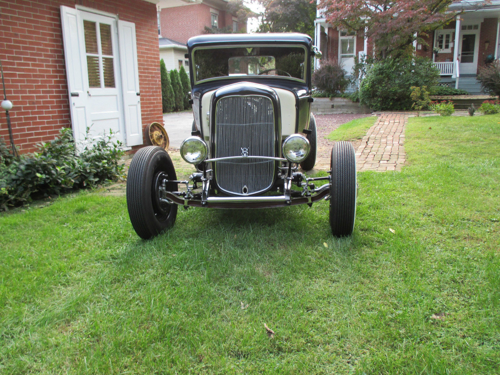 1930 Model A Ford Highboy Hot Rod 32 Ford Frame Classic