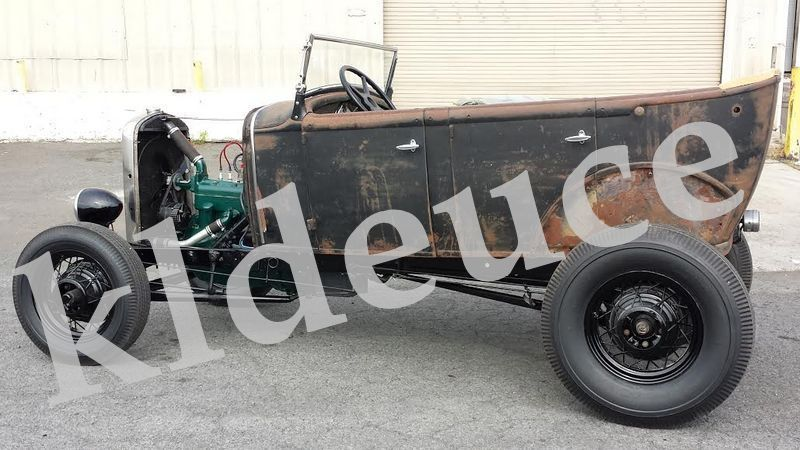 Classic Hot Rods For Sale On The Island Of Oahu