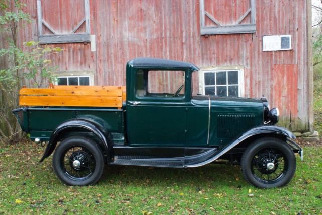 Pick-Up Truck-1930s Vintage-Tootsie