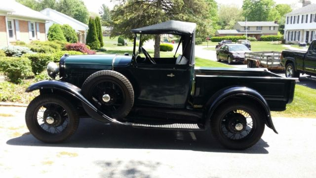 1930 model a roadster pickup truck classic ford model a 1930 for sale. Black Bedroom Furniture Sets. Home Design Ideas