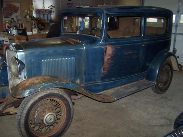 1931 chevy 2 door sedan in 100 original condition for 1931 chevy 2 door sedan