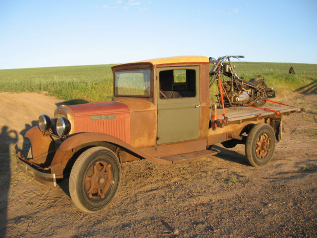 Half Ton Truck >> 1931 Dodge Brothers Series F 1 1/2 Ton Truck - Classic Other Makes 1931 for sale