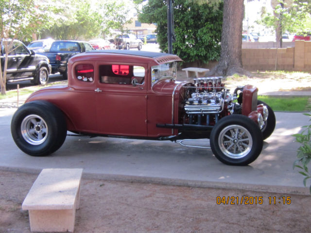 1931 ford coupe hot rod classic ford model a 1931 for sale. Black Bedroom Furniture Sets. Home Design Ideas