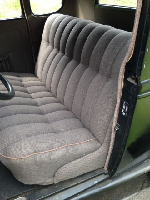 1931 ford coupe nice interior new tires rust free runs could use paint classic ford model a. Black Bedroom Furniture Sets. Home Design Ideas