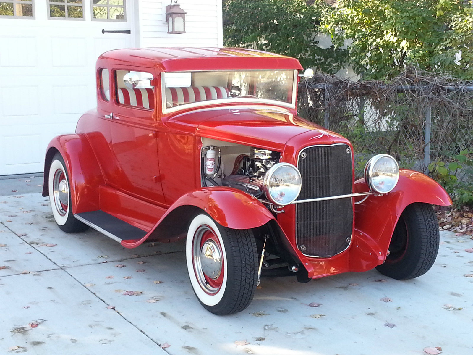 1931 ford model a 5 window coupe traditional hot rod