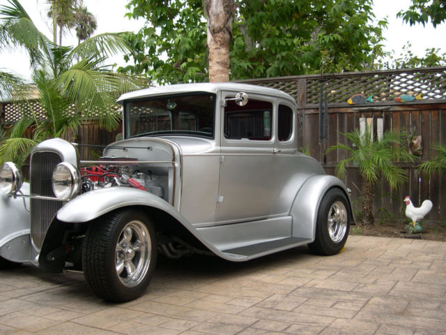 1931 ford model a 5 window coupe all ford all steel for 1931 ford model a 5 window coupe
