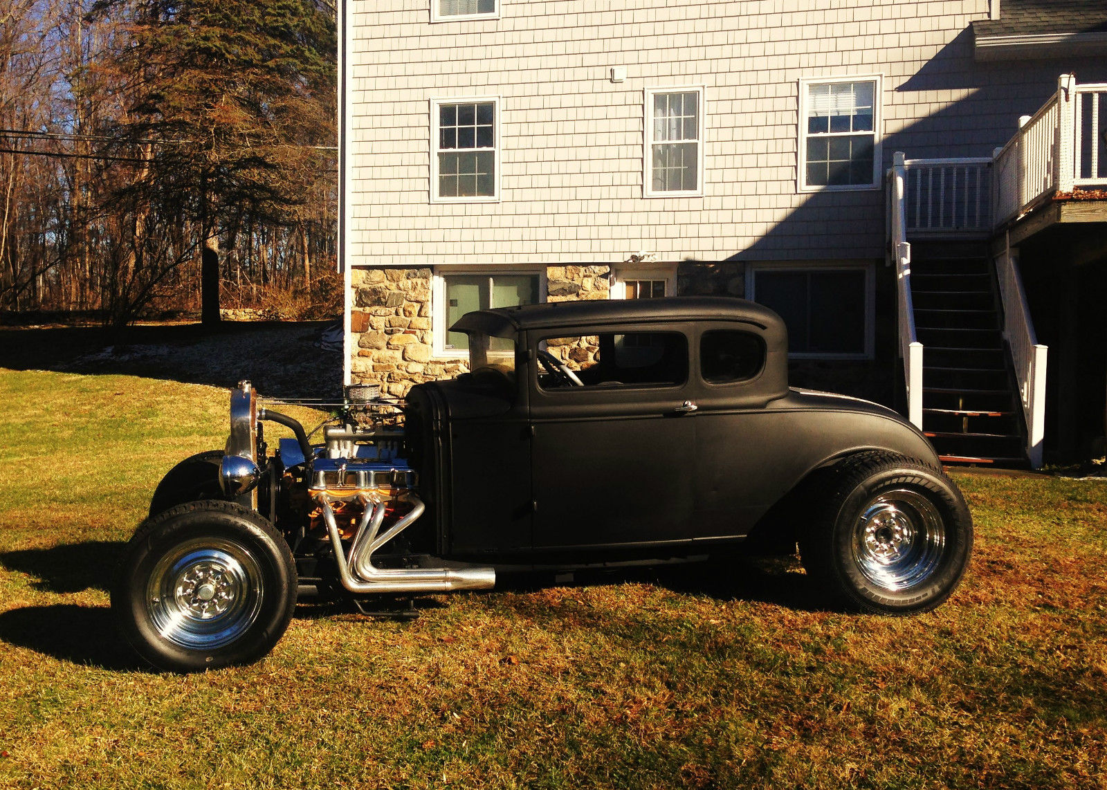 1931 Ford Model A 5 Window Coupe Hotrod Ratrod Streetrod Custom ...
