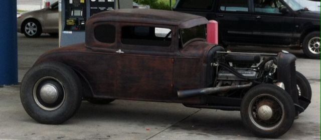 1931 ford model a coupe 5 window traditional hotrod for 1931 ford 5 window coupe hot rod