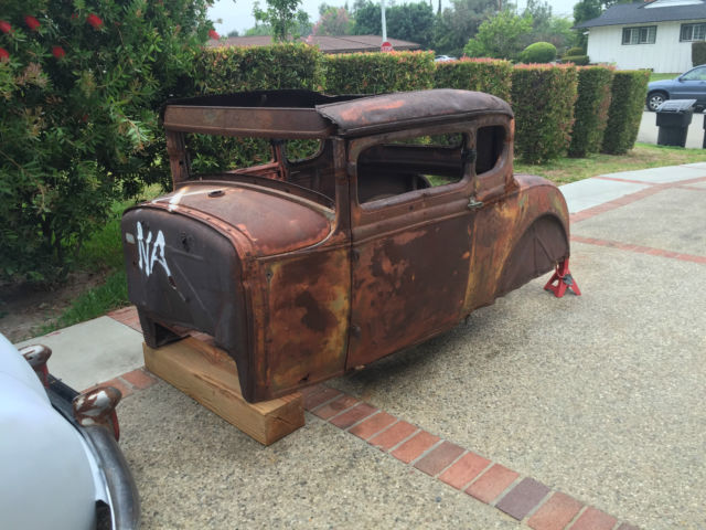 Ford West Covina >> 1931 Ford Model A Coupe Chopped Body - Classic Ford Model A 1931 for sale