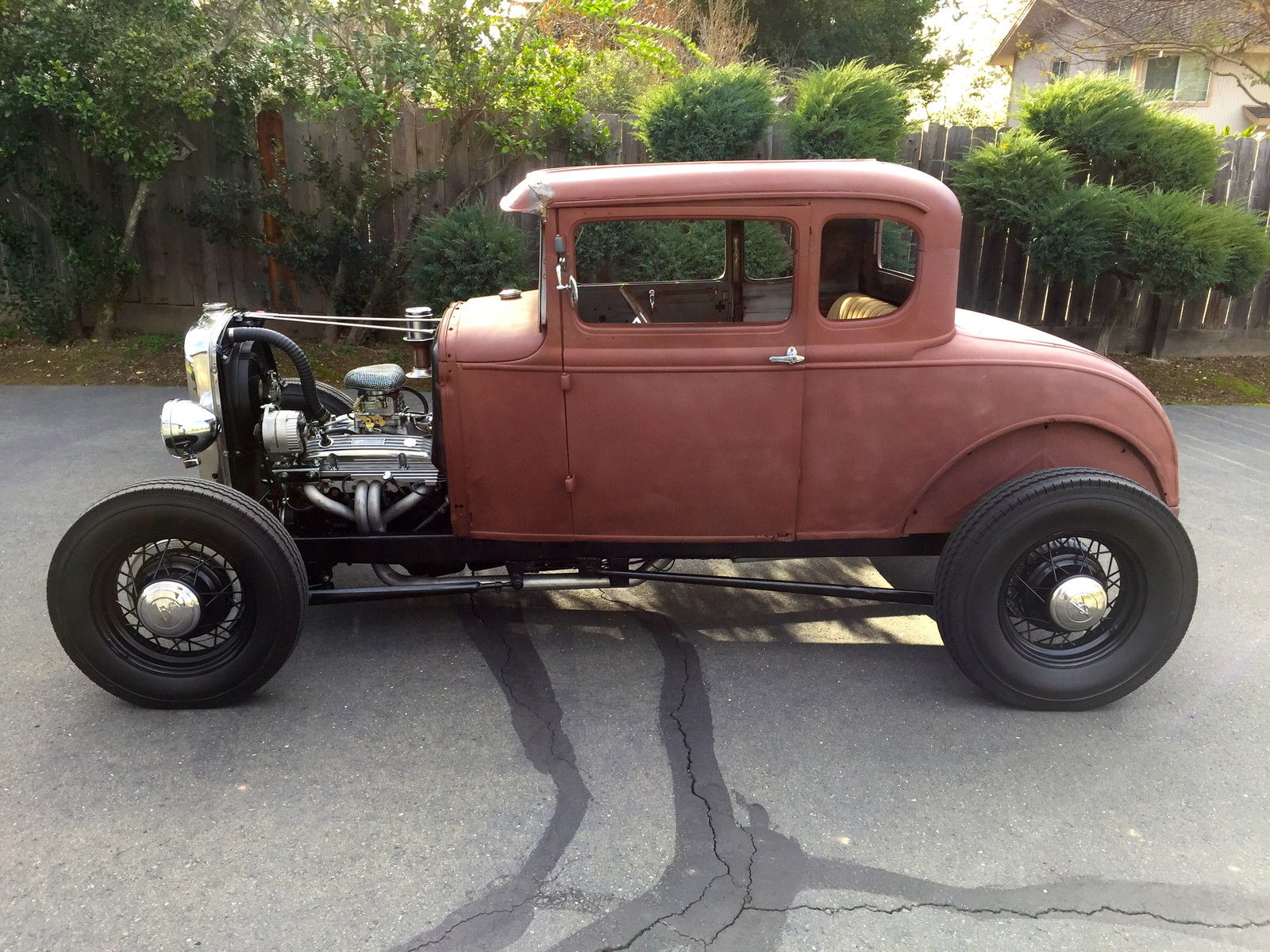 1931 ford model a coupe hot rod v8 california car 1928 1929 1930 1931 scta 1 locate ford truck by vin chevy vin number location get free image Ford Model T at soozxer.org