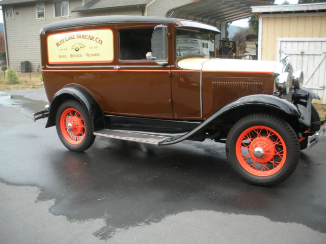1931 Ford Model A Delivery Sedan Classic Ford Model A 1931 For Sale