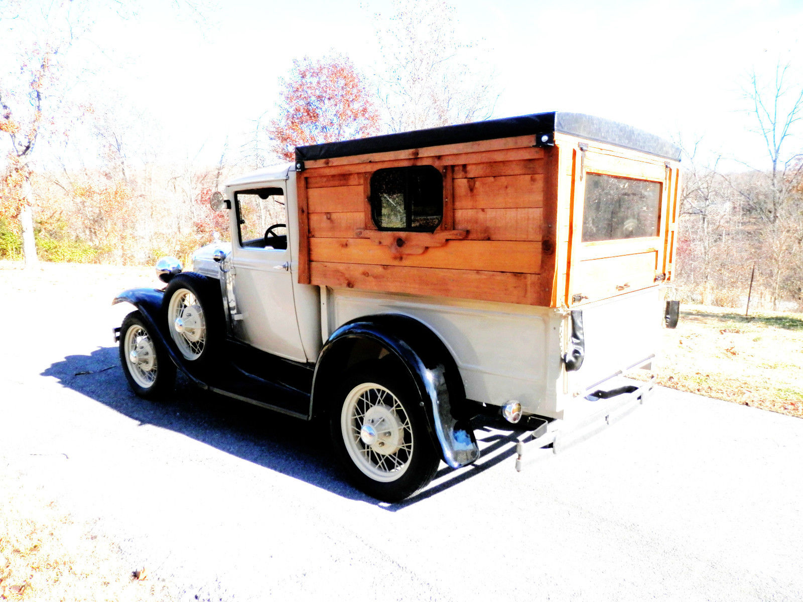 1931 Ford Model A Ford Pickup Restored Custom Classic