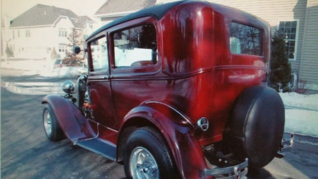 1931 Ford Model A Sedan 1928 1929 1930 1932 1933 1934 Hot