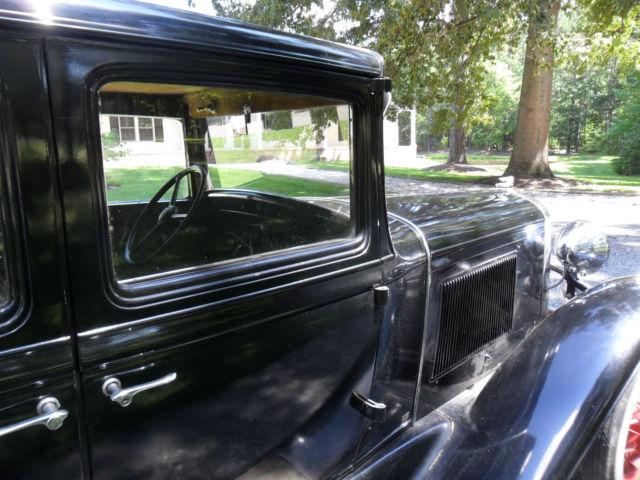 1931 Pontiac 6 Original Interior Lots Of Fun For A 85 Year