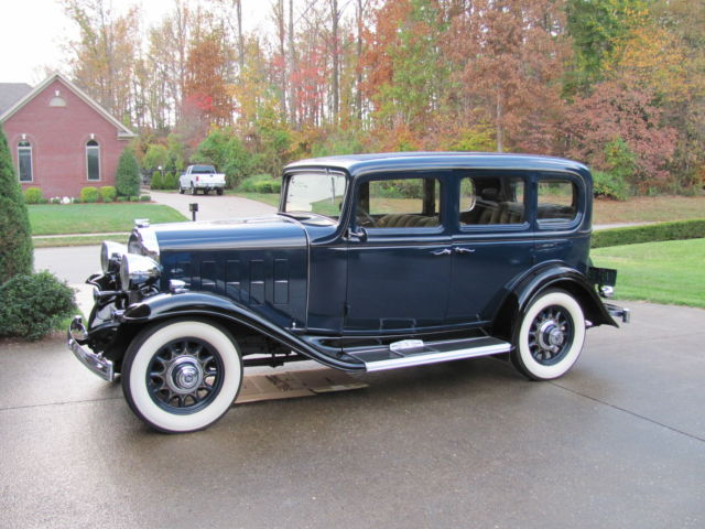1932 Buick Model 57 Four Door Sedan Classic Buick Other