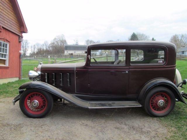 1932 chevrolet 2 door sedan original straight 6 engine 3 for 1932 chevrolet 2 door sedan