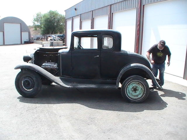 1932 chevrolet 5 window coupe barn find classic for 1932 chevrolet 5 window coupe