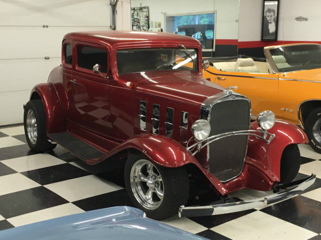 1932 chevrolet 5 window coupe steel body classic for 1932 chevrolet 5 window coupe