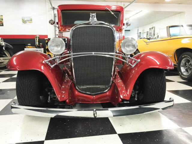 1932 Chevy Coupe Steel Body.html | Autos Post