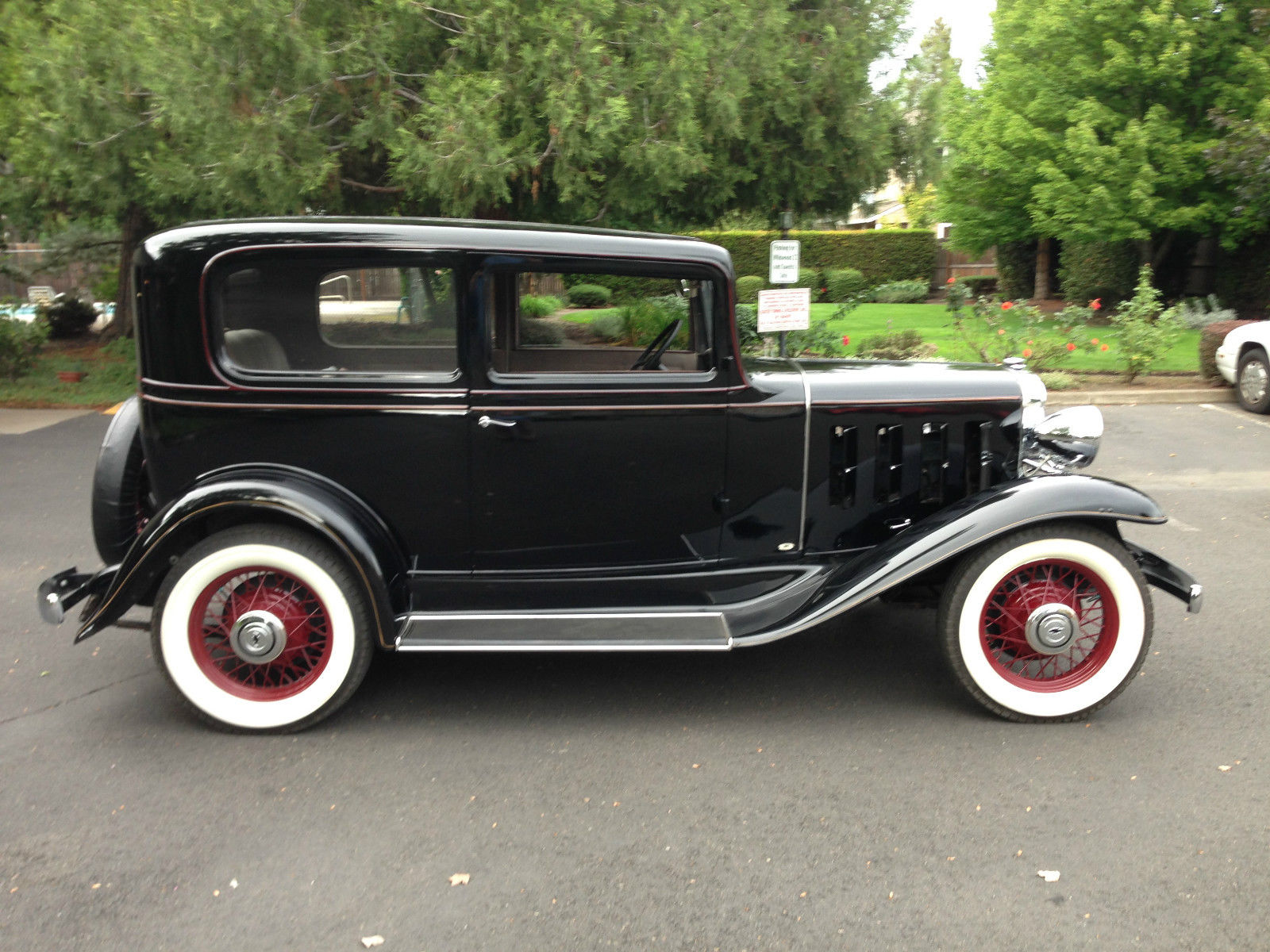 1932 Chevrolet 4 Door Sedan Html Autos Post