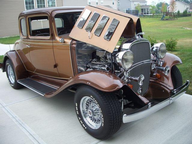 1932 chevrolet confederate 5 window coupe classic for 1932 chevy 2 door sedan