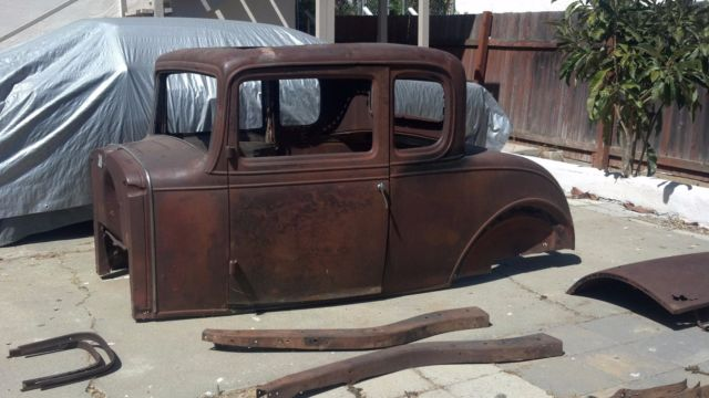 1932 Chevy 5 window coupe - Classic Chevrolet Other 1932 for sale