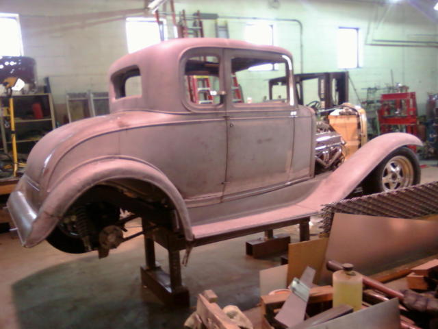 1932 Chevy Coupe 2 Window Project Car - Classic Chevrolet Other 1932
