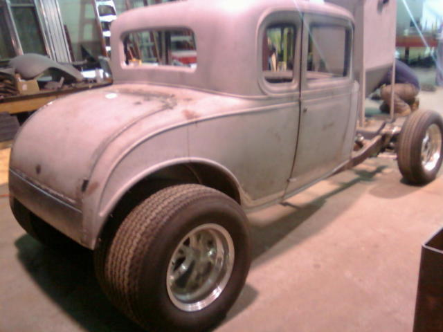 1932 Chevy Coupe 2 Window Project Car - Classic Chevrolet