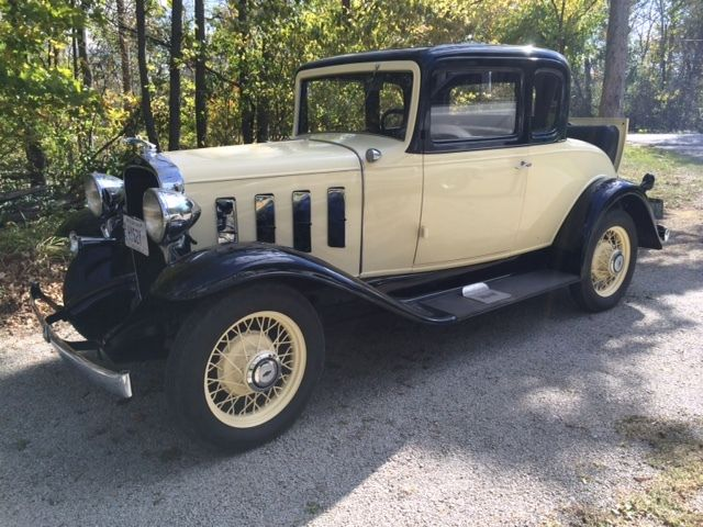 1932 Chevy Coupe with Rumble Seat - Classic Chevrolet Other 1932 for