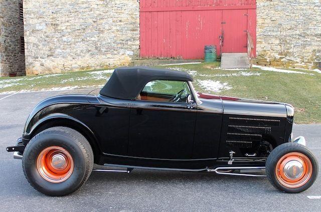 1932 dearborn deuce roadster all steel classic ford. Black Bedroom Furniture Sets. Home Design Ideas