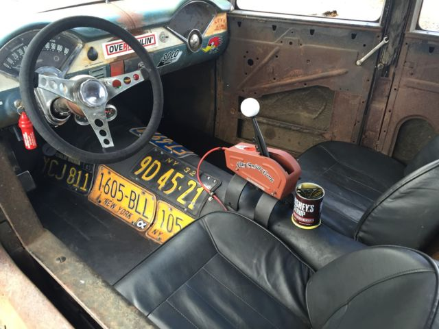1932 Ford 1955 Chevy Custom Dash Hot Rat Street Rod ...