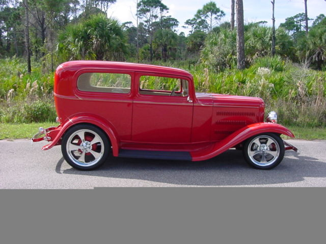 1932 ford 2 door sedan street rod classic ford other for 1932 ford four door sedan