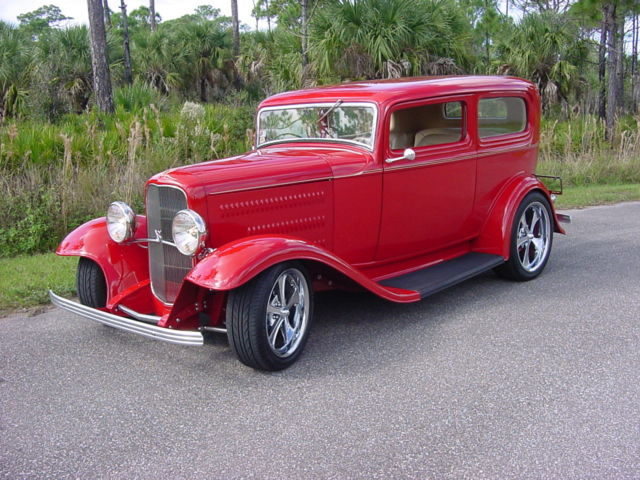 1932 ford 2 door sedan street rod classic ford other for 1932 ford four door