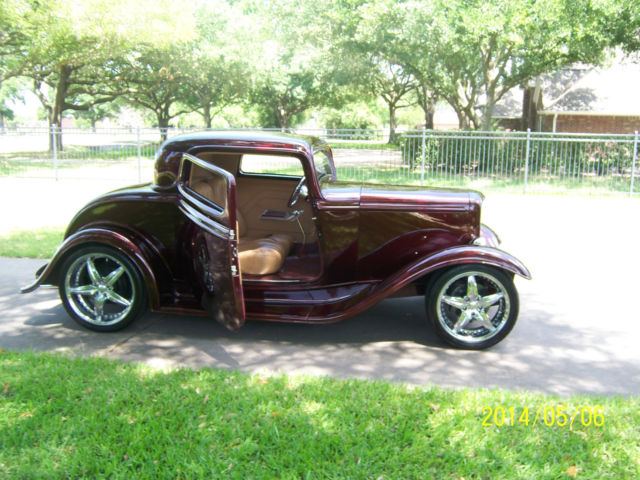 1932 ford 3 window coupe hot rod classic ford other for 1932 ford 3 window coupe hot rod