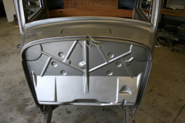 1932 Ford 3 Window Coupe Steel Brookville Body With