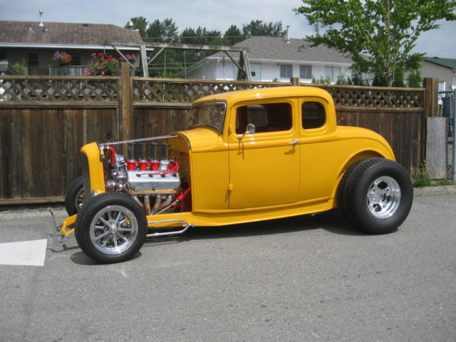 Doug Henry Ford >> 1932 Ford 5 Window Coupe ' Streetrod Fuel Injected Hemi Powered ' Henry Ford - Classic Ford ...