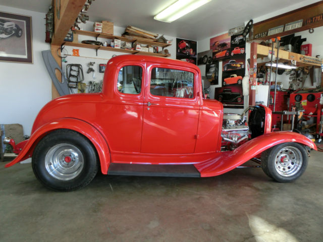 1932 ford 5 window coupe hot rod original ford body for 1932 ford 5 window coupe body