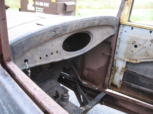 1932 ford 5 window coupe original project car classic for 1932 ford five window coupe project for sale