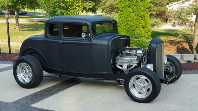 1932 ford 5 window coupe street rod pro street hot rod for 1932 ford five window coupe for sale