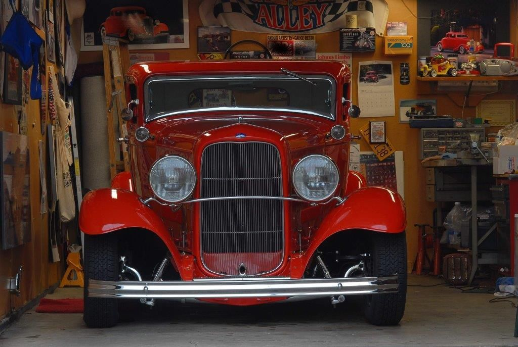 1932 Ford 5 window deuce coupe - Classic Ford Other 1932 for sale