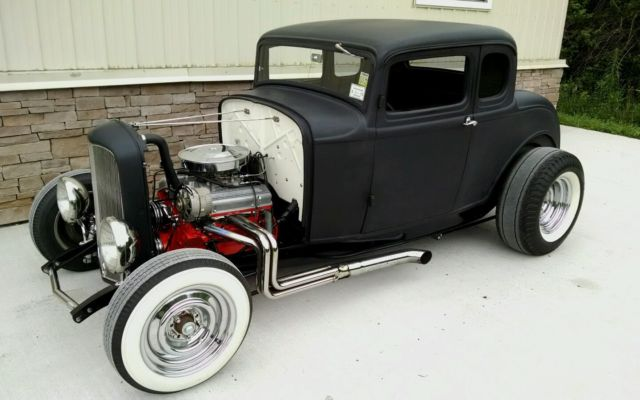 1932 ford coupe 5 window hot rod high boy classic ford. Black Bedroom Furniture Sets. Home Design Ideas