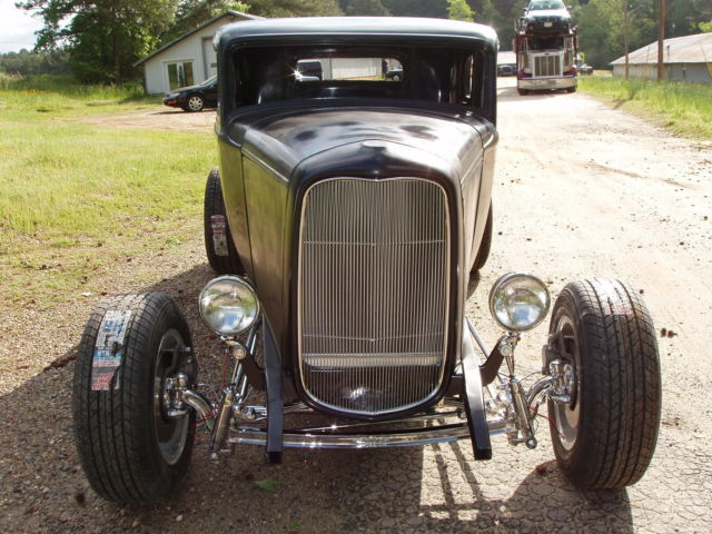 1932 ford five window project chop top rat hot rod for 1932 ford five window coupe project for sale