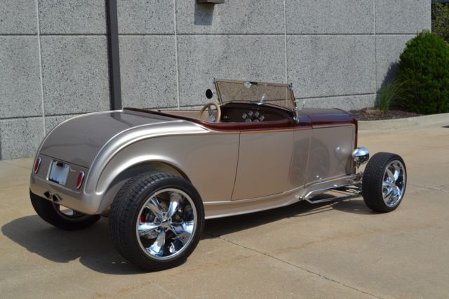 1932 ford high boy roadster less than 1000 miles classic ford other 1932 for sale. Black Bedroom Furniture Sets. Home Design Ideas